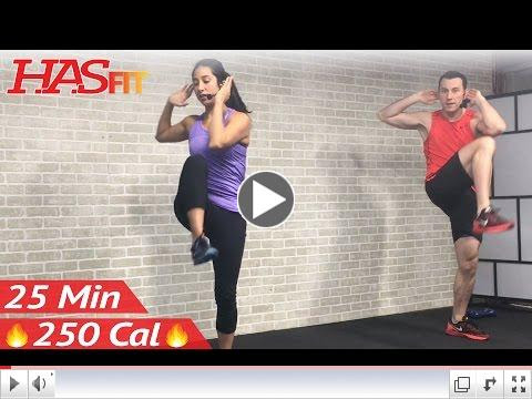 HIIT Beginner Workout Routine at Home for Women and Men
