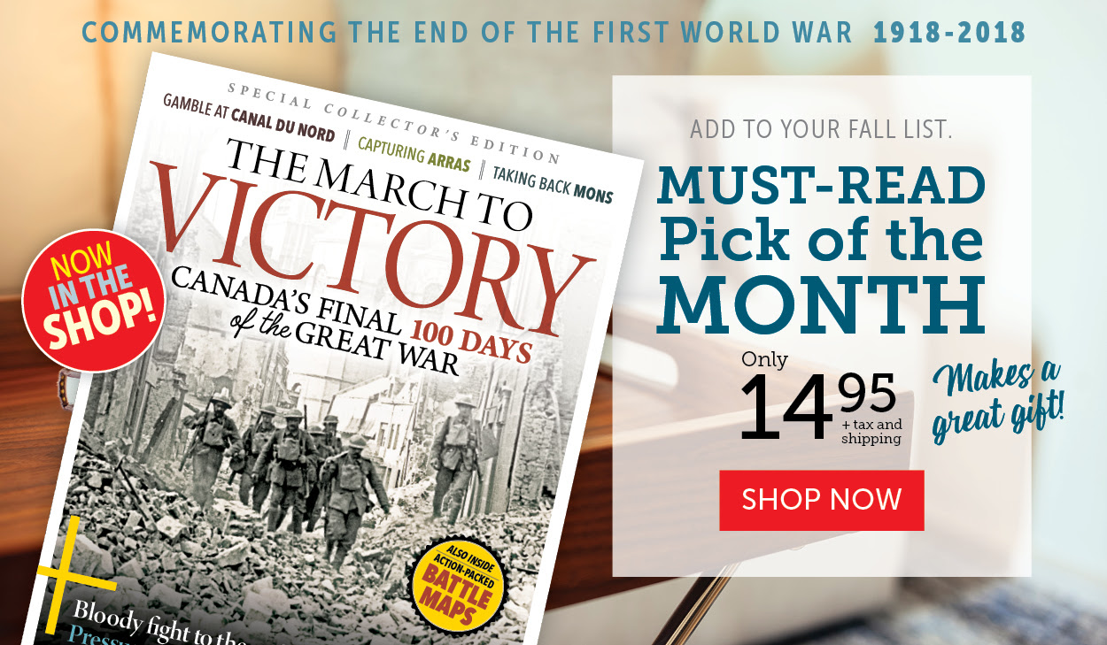 The March to Victory is now available!
