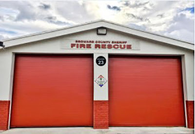 Fire Station 23 Grand Re-Opening and Ribbon Cutting Ceremony is Saturday, March 25th