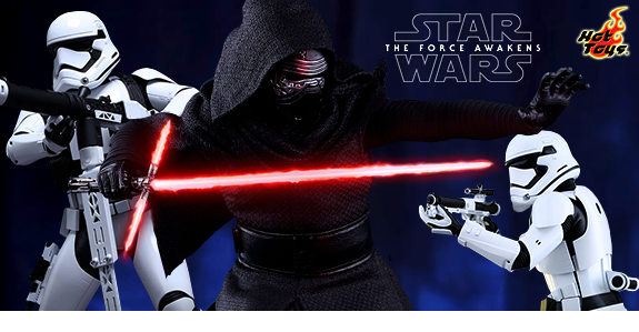 HOT TOYS 1/6 Episode VII