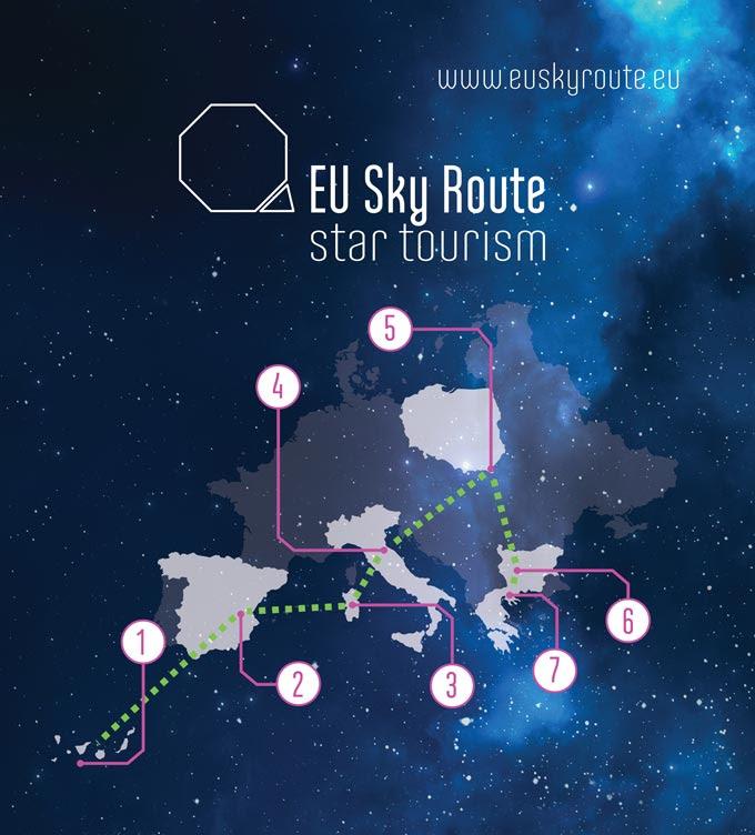 Αστροτουρισμός στην Ελλάδα και την Ευρώπη