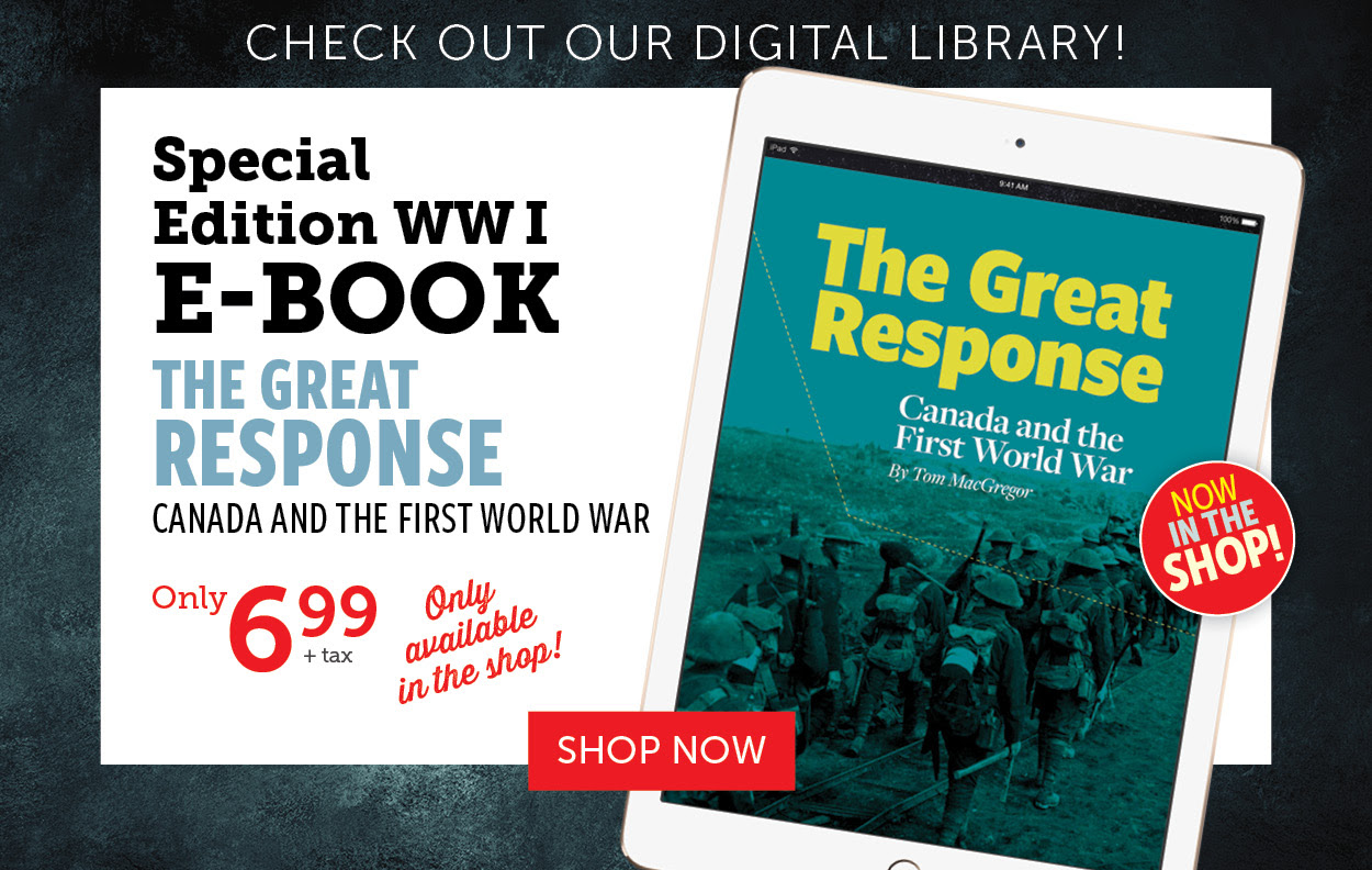 Special Edition WWI E-book