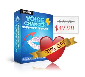 AV Voice Changer Software Diamond 9.5 - Full (50% Off)</p><p>Lifetime License</p><p>