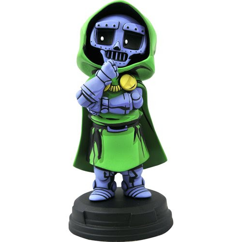 Image of Marvel Animated Doctor Doom Statue - JANUARY 2021