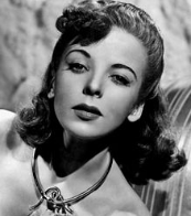 Ida Lupino, trailblazing director and actor.