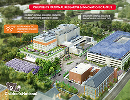 Illustration of Research and Innovation Campus