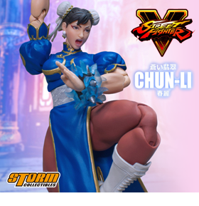 STORM COLLECTIBLES 1/12 SCALE STREET FIGHTER FIGURES