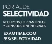 Portal de Selectividad - ExamTime