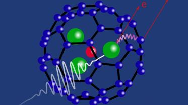 Soft X-Ray Hits Holmium Atom