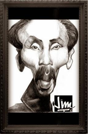 Ho Chi Minh by Jim Touttain. Giải tư