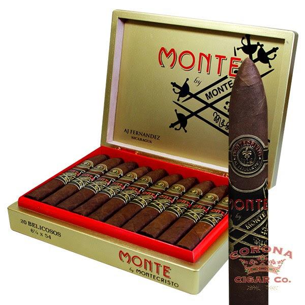Image of Monte by Montecristo AJ Fern.
