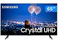 Smart TV Crystal UHD 4K LED 65? Samsung