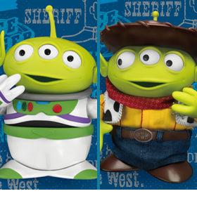 Toy Story Dynamic 8ction Heroes