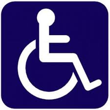 Wheel Chair/Accessibility Logo