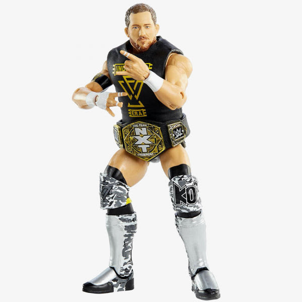 Image of WWE Kyle O' Reilly Elite Series 80 Action Figure - NOVEMBER 2020