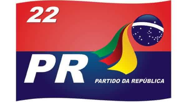 PR entre os maiores partidos politicos do brasil