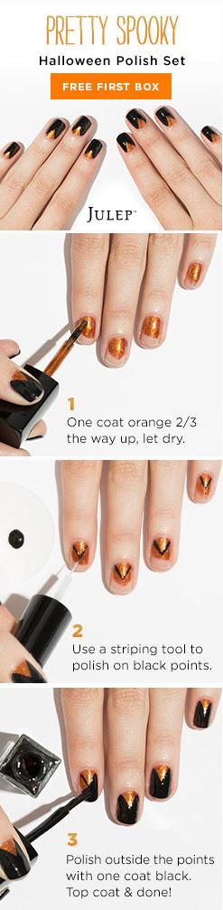 Halloween Nail Design Tutorial