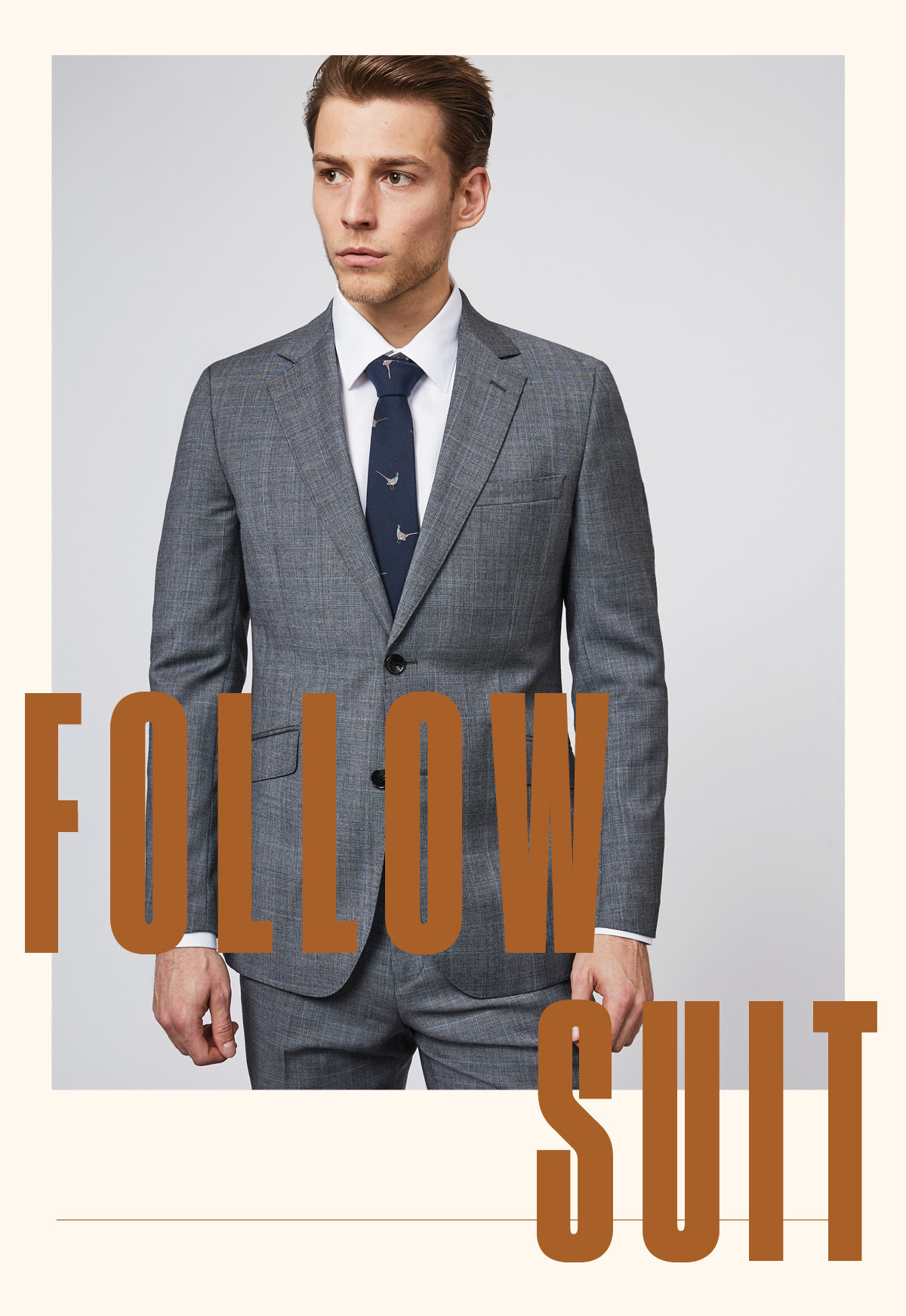 Barkers Suiting