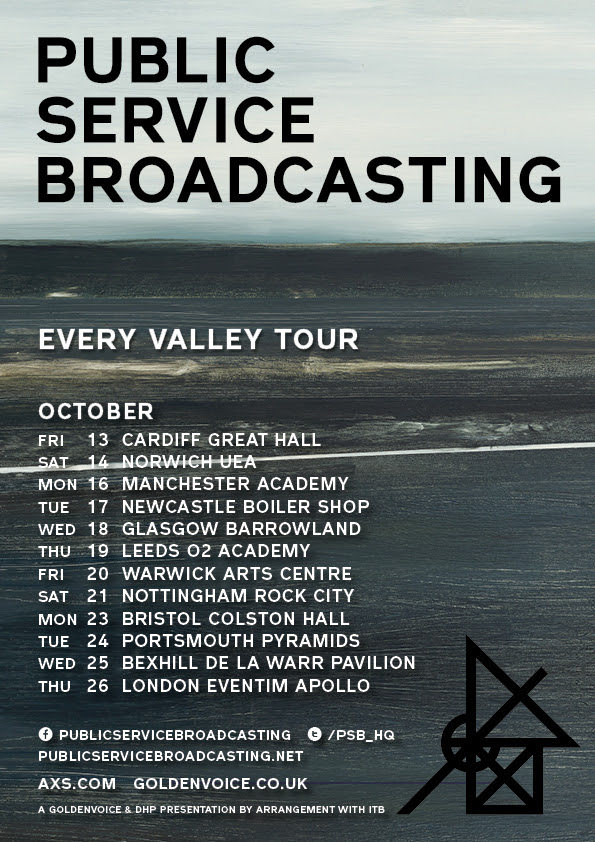 Every Valley Tour October 2017