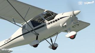 vFlyteAir Ikarus C42C