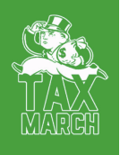 Tax March Logo