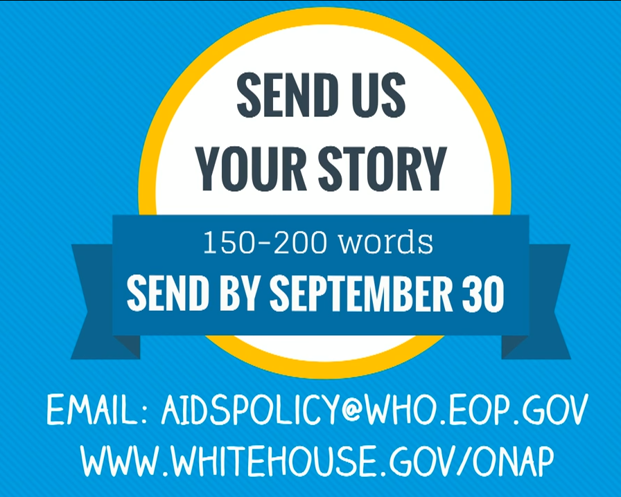White House - Send us your story