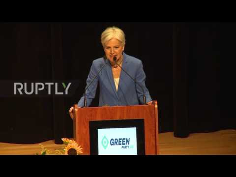 Green Party's Jill Stein Hqdefault