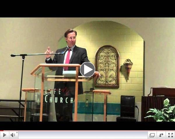 Dave Brat at Life Church Part I