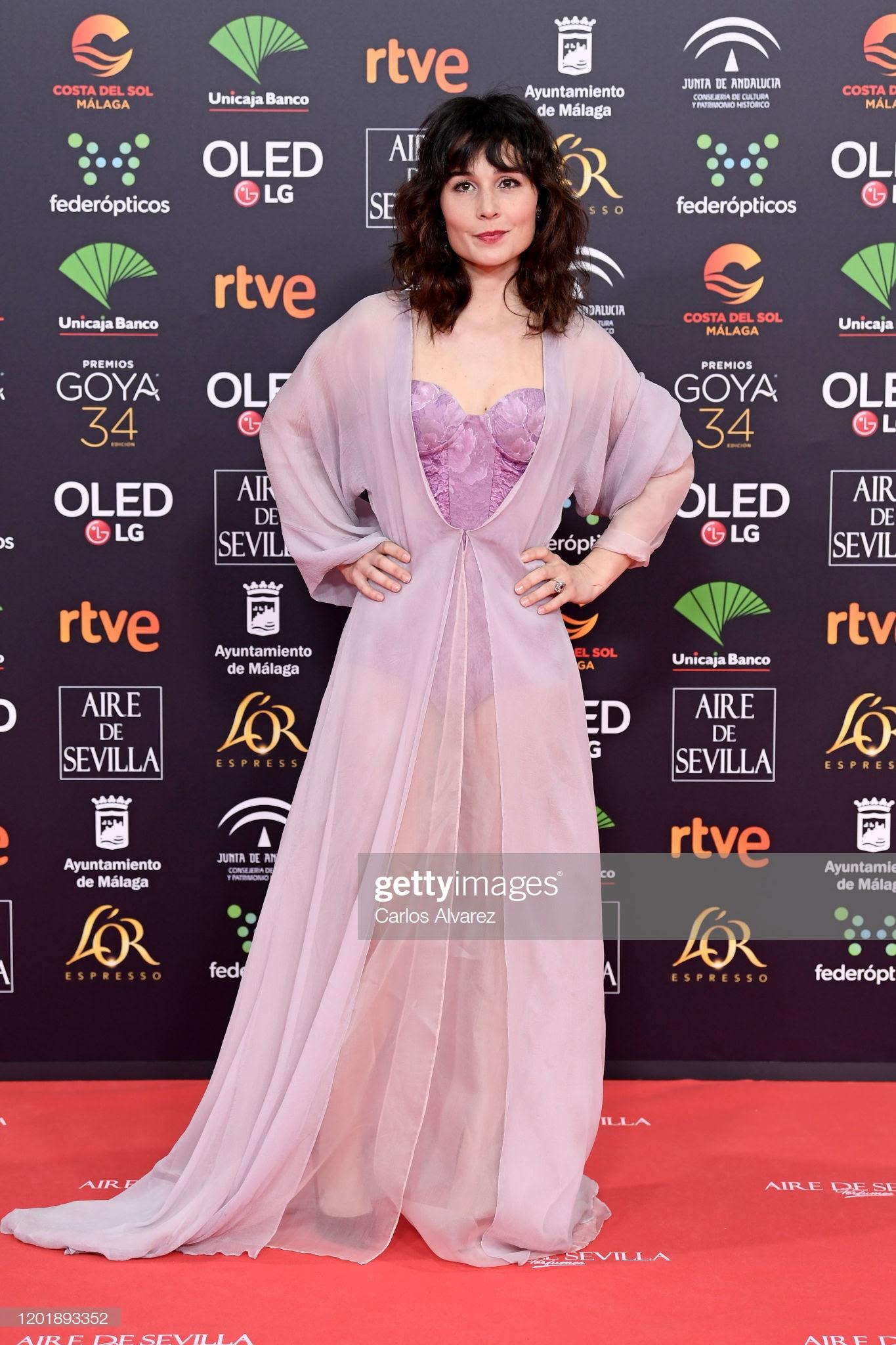 74f5cada 6ab0 40e0 9fef 44ca4a489488 - Premios Goya 2020 : Looks de todas las celebrities que lucieron  marcas de Replica