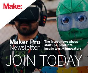 Maker Pro newsletter