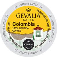 Gevalia Colombia Keurig®  K-Cup®  coffee pods