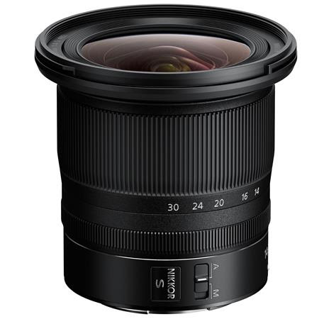 NIKKOR Z 14-30mm f/4 S Lens for Z Series Mirrorless Cameras