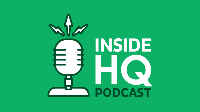 New episode of Inside HQ Podcast