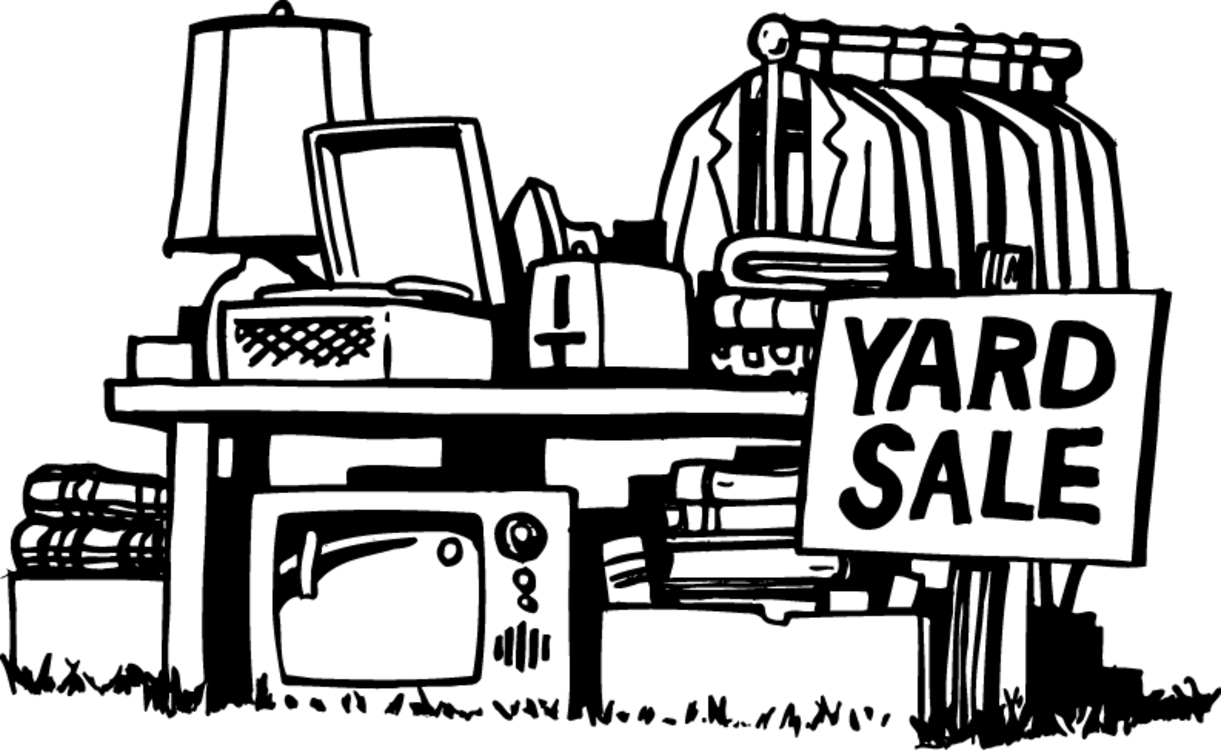 Image result for yard sale