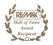 RE/Max Hall of Fame Award for Dan Firks
