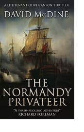 The Normandy Privateer by David McDine
