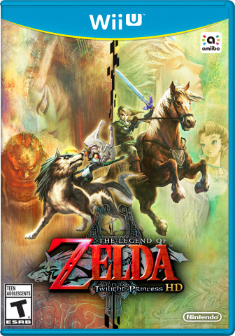 The Legend of Zelda: Twilight Princess HD launches for Nintendo's Wii U home console today, complete ...
