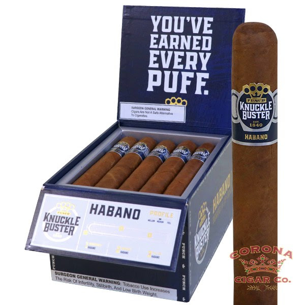 Image of Punch Knuckle Buster Gordo Cigars