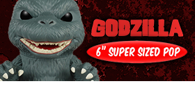 POP! SUPER SIZED GODZILLA