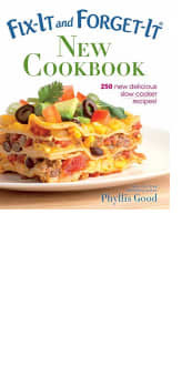 Fix-It and Forget-It New Cookbook by Phyllis Good