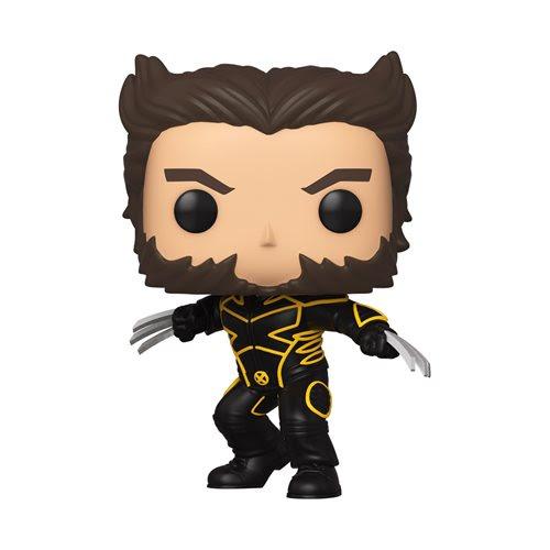 X-Men 20th Anniversary Wolverine in Jacket Pop! Vinyl Figure