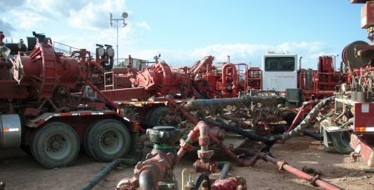 Natural gas might cause the same damage as fracking