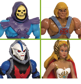 MASTERS OF THE UNIVERSE VINTAGE WAVE 1