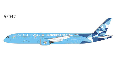 NG55047 | NG Model 1:400 | Boeing 787-9 Etihad Airways A6-BND Manchester City scheme | is due: July 2020