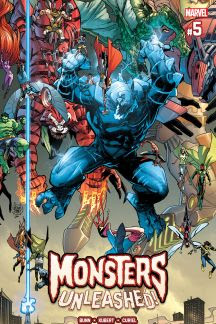 Monsters Unleashed #5