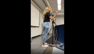 Wife of NFL Quarterback Goes Viral in EPIC Takedown of School Board (VIDEO)