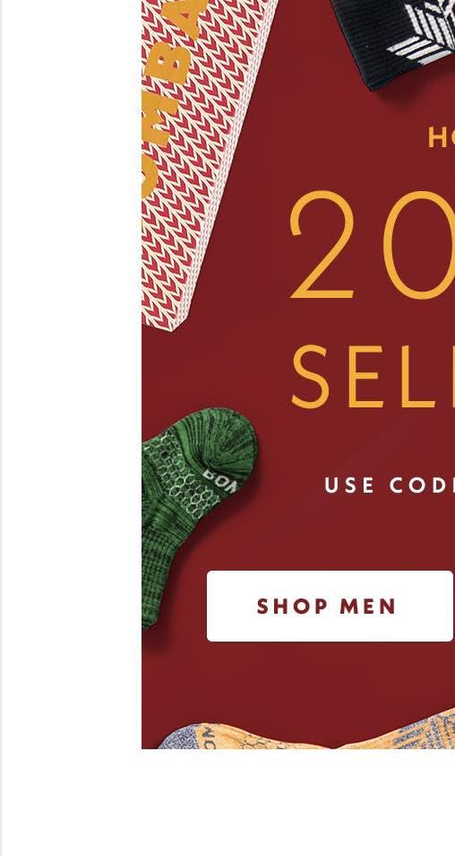 Men's Holiday Favorites Socks