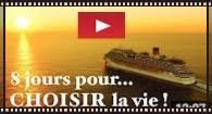 Vidéo 8 jours en mer pour choisir la vie
