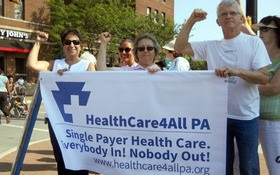 The Pennsylvania Health Care Plan would cover every resident of the state. Credit: Healthcare4ALL PA