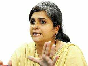 Teesta Setalvad Setalvad, one of the fiercest critics of Narendra Modi, tells ET about the charges she faces and the challenges ahead.